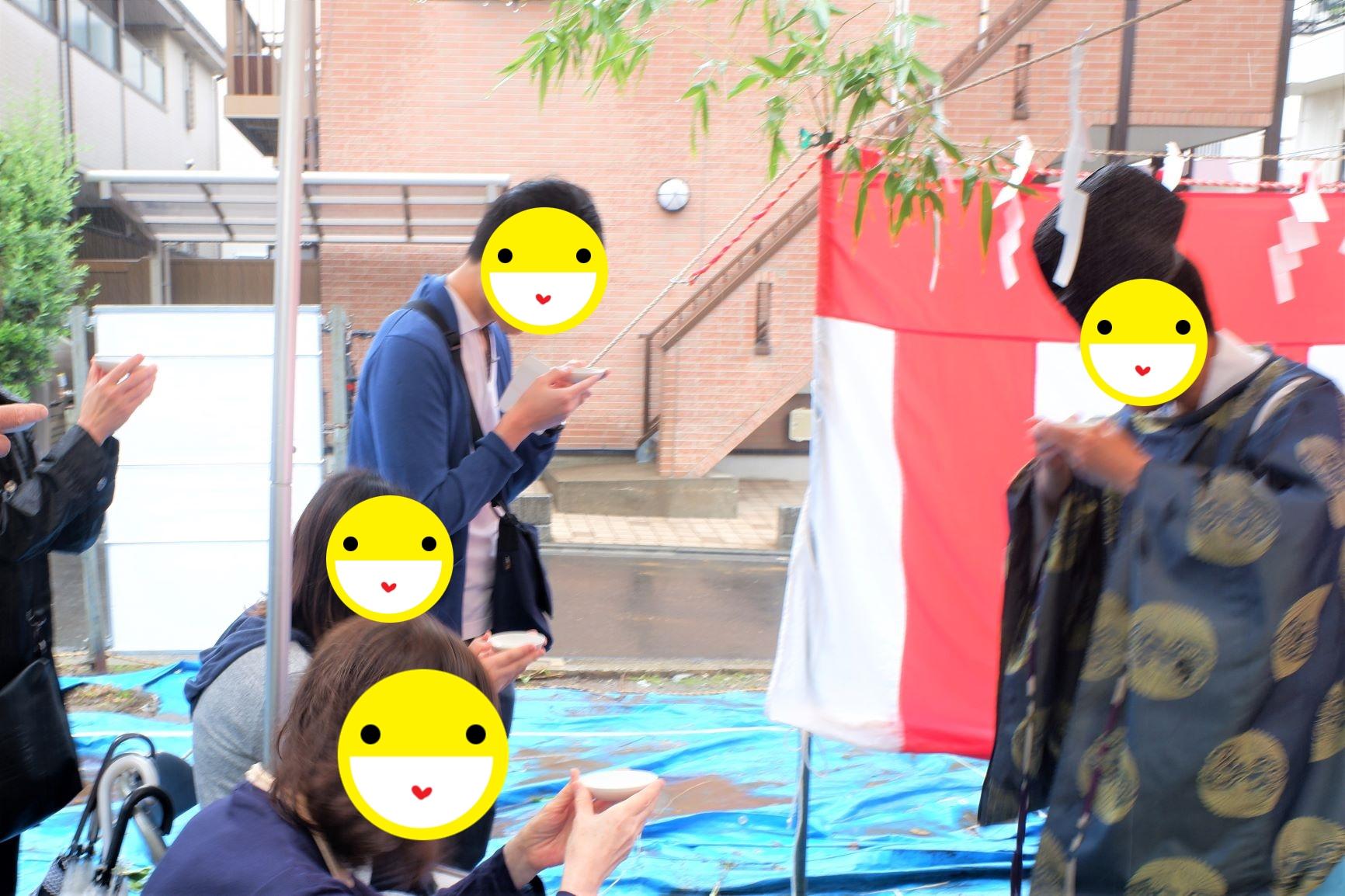 地鎮祭について。猿田彦神社の費用や私たちが準備したコト(家が建つまでの期間にしたコト④)