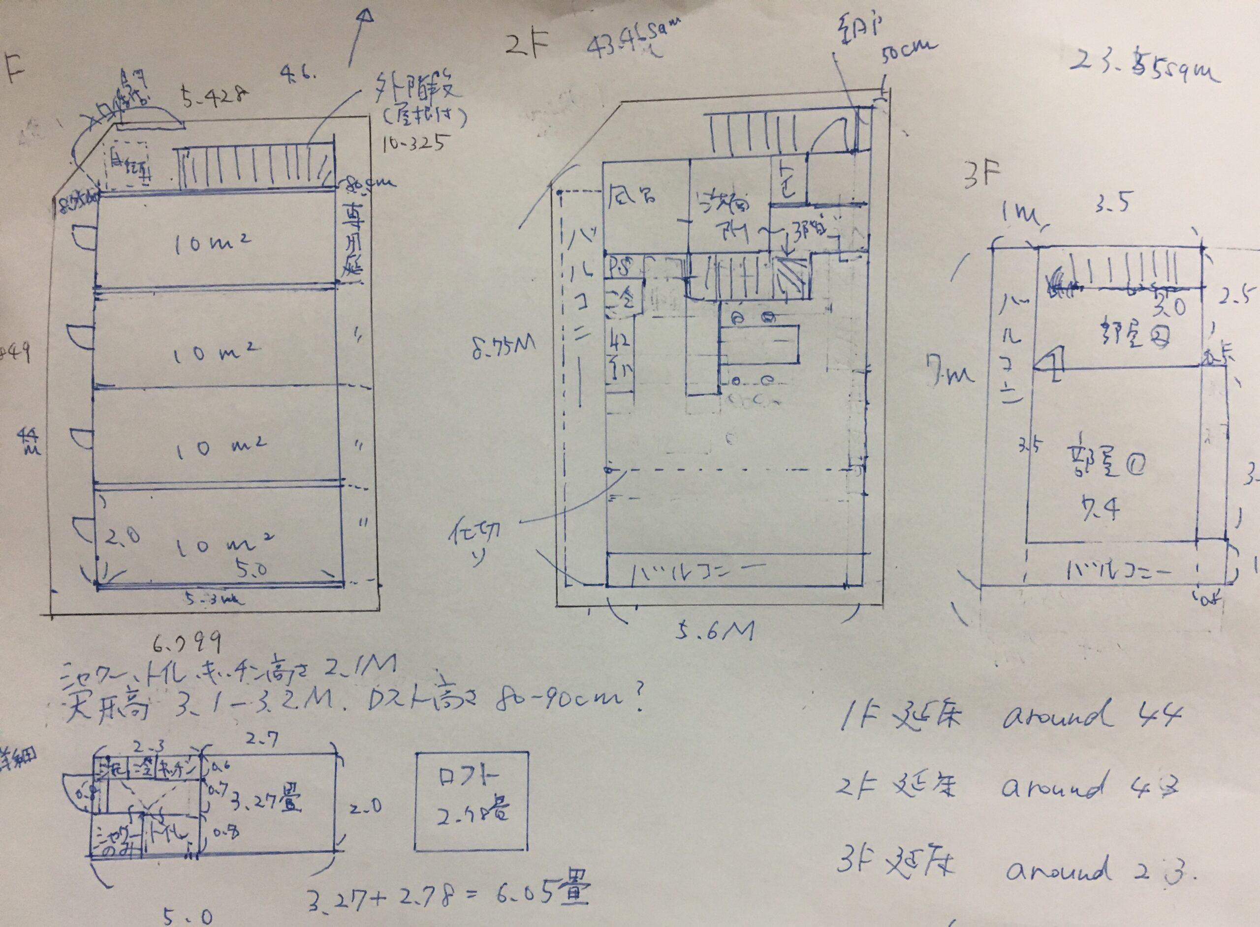 理想の家を建てることができるか、確認する必要があります。