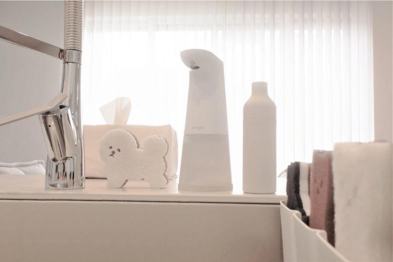 Web内覧会⑬ 子育て夫婦の入居後キッチンシンク:ママとパパのインテリア対決!