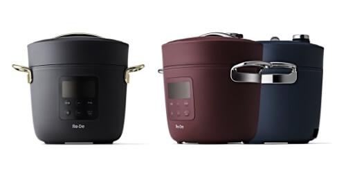 電気圧力鍋は料理にマストな時短家電:1万円台のおしゃれな電気圧力鍋おすすめ5選