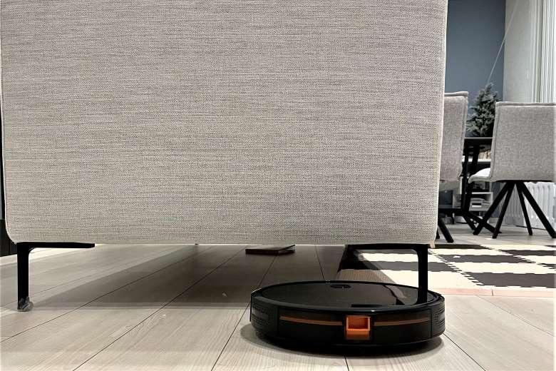 ロボット掃除機Kyvol e20をレビュー②【7つの仕様を写真・動画で確認】